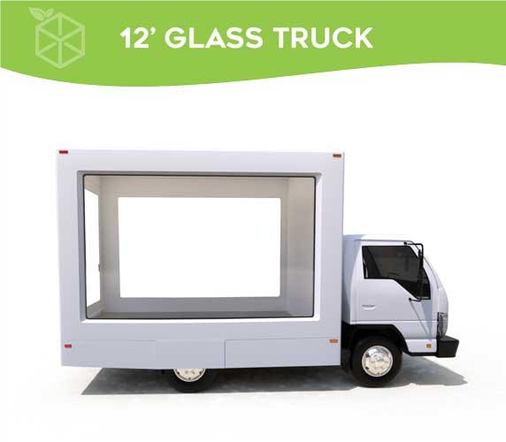12' Glass Truck