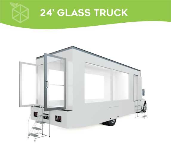 24' Glass Truck