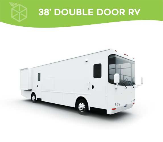 38' Double Door RV