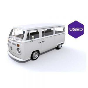 Lime-Media-Used-1973-VW-Type-2-Bus