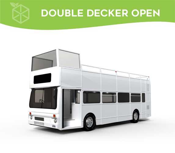 Double Decker Open