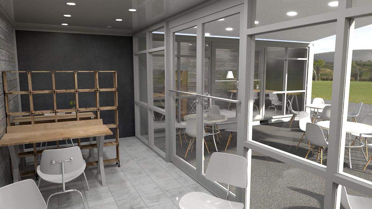 3D Interior 2