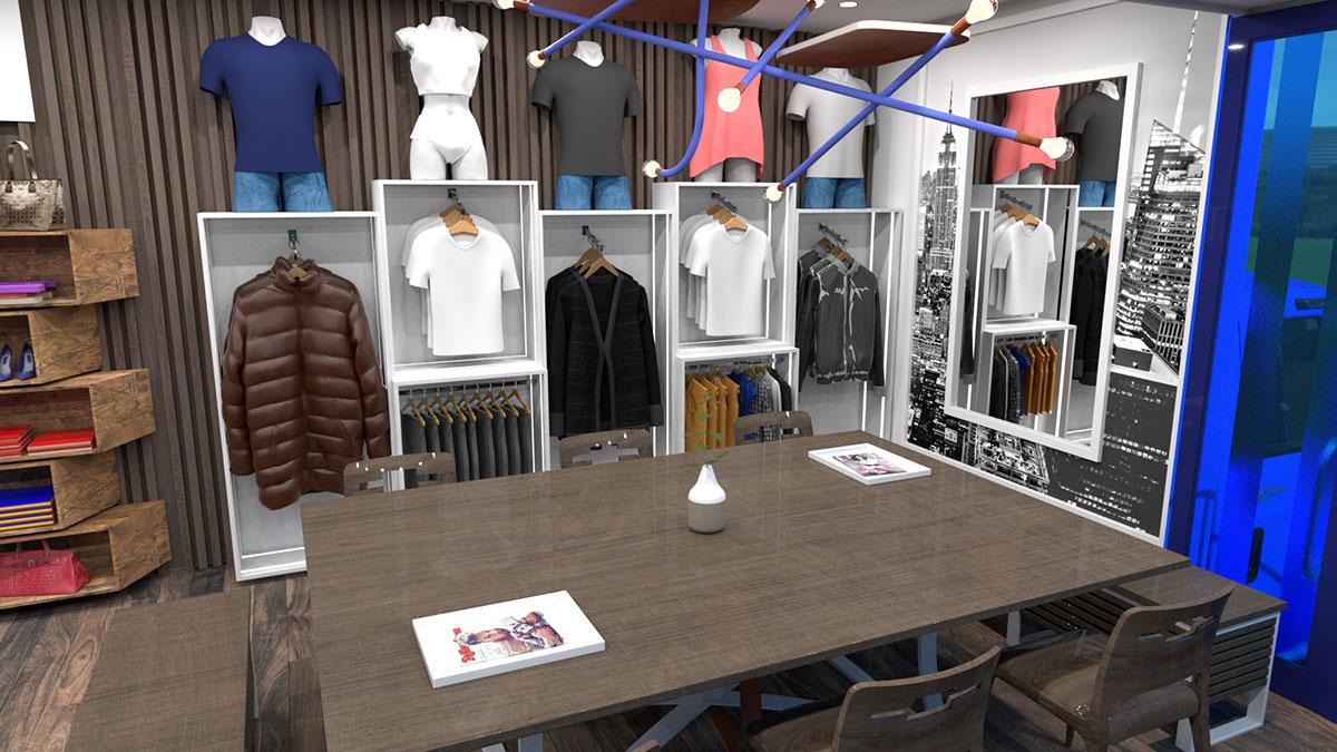 3D Interior 7