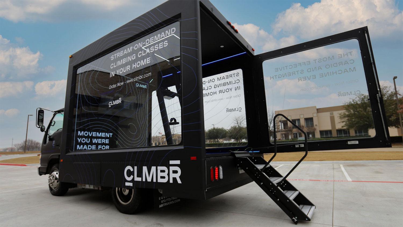 Custom Glass Box Trucks 15